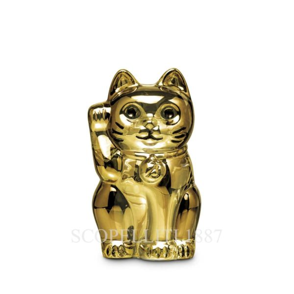 maneki cat gold baccarat