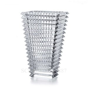 baccarat crystal vase eye
