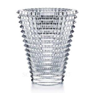 baccarat eye vase