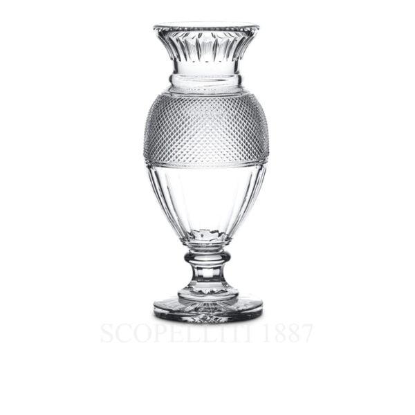 diamant baluster baccarat vase