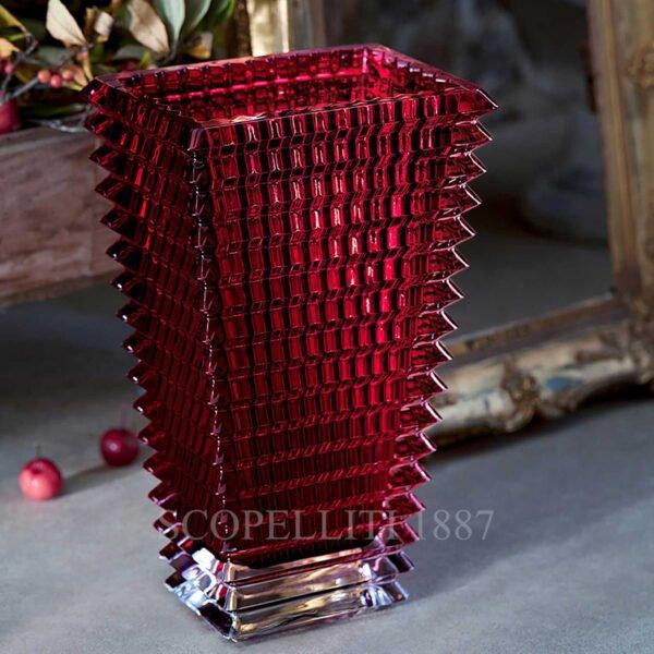 red eye baccarat cherries vase