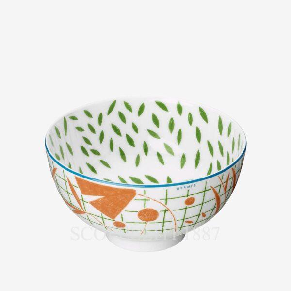 hermes a walk in the garden bowl