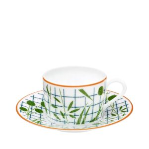 hermes a walk in the garden tea set