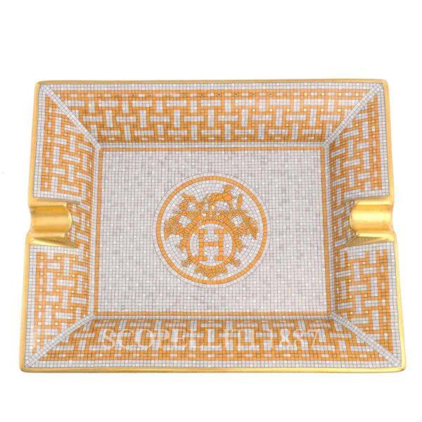 hermes ashtray gift box