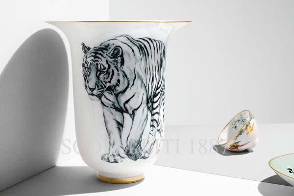 hermes gift vase