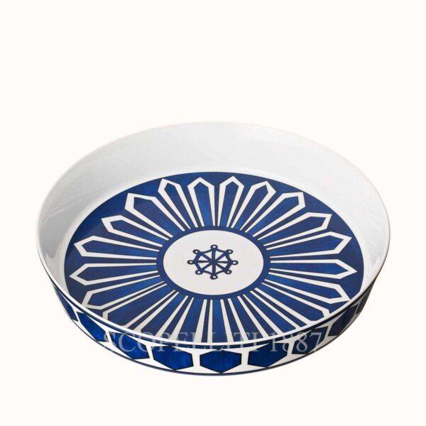 hermes bleus dailleurs dish