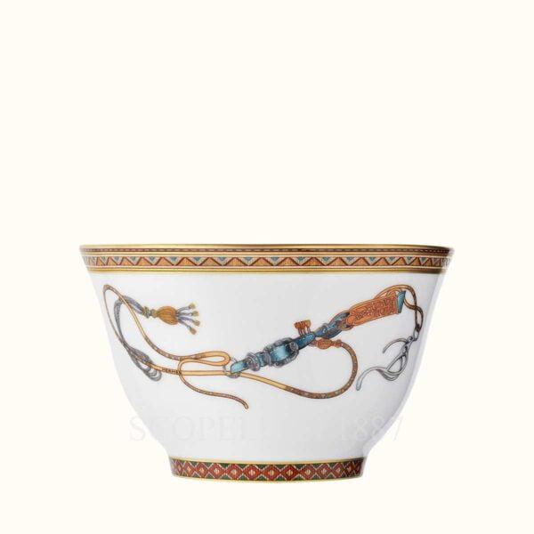 hermes cheval dorient porcelain tea cup