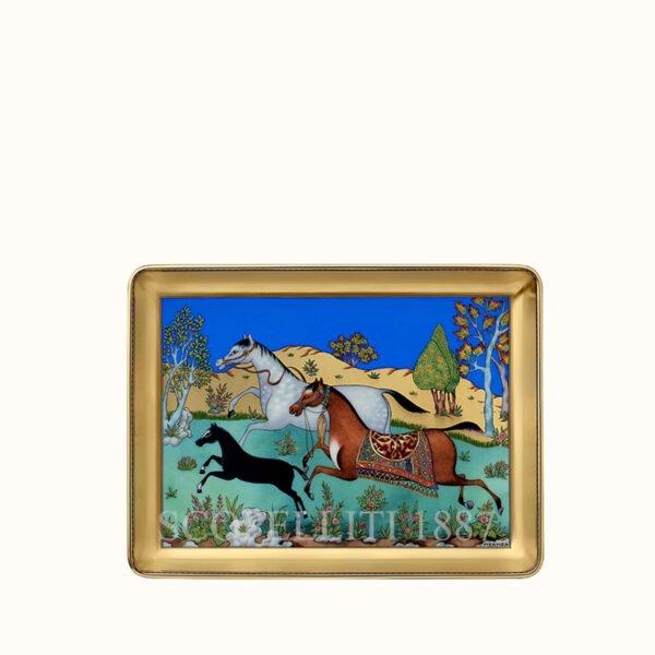 hermes small dish oriental cheval d orient suite