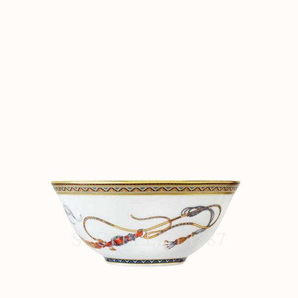 hermes cheval dorient porcelain bowl