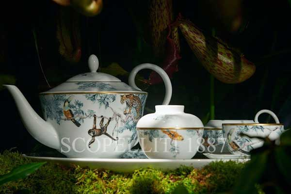 hermes tea cup and saucer carnets