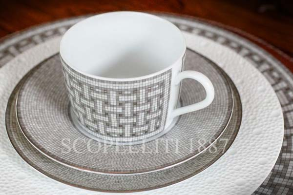 hermes tea cup and saucer