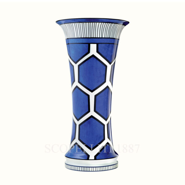 hermes bleus dailleurs vase