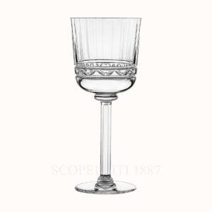 hermes crystal water glass iskender
