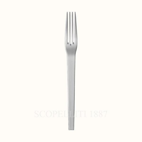 hermes dinner fork hts stainless steel
