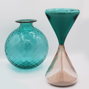 venini limited edition hourglass