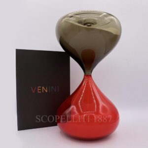 venini hourglass limited edition