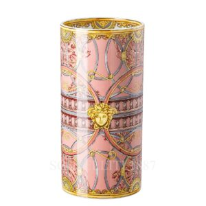 versace vase rose scala del palazzo