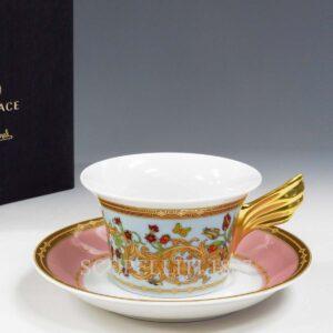 versace tea cup le jardin