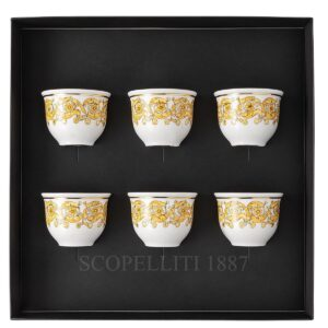 versace arabic coffee mugs