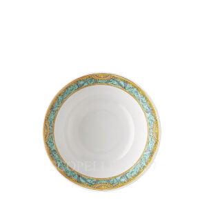 versace cereal bowl 15 cm scala del palazzo green