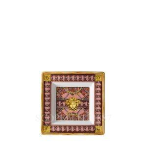 versace dish 14 cm scala del palazzo rose