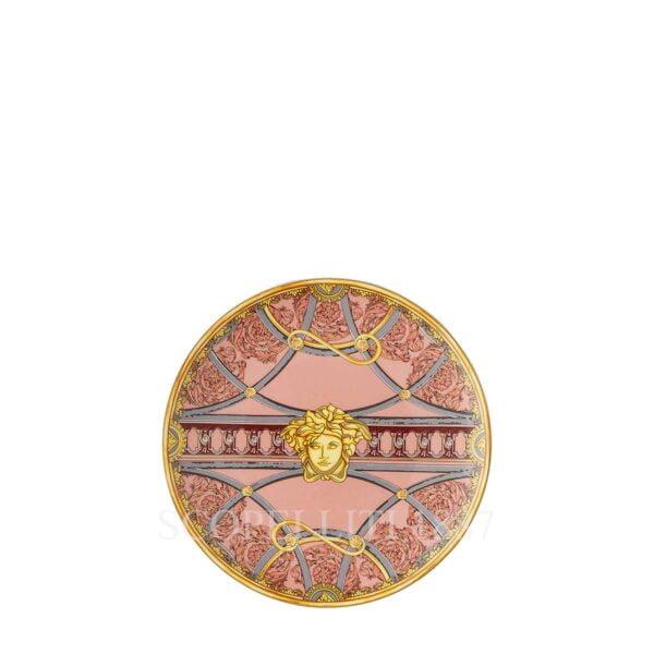 versace plate 17 cm scala del palazzo rose