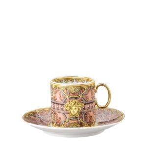 versace scala del paalazzo espresso cup