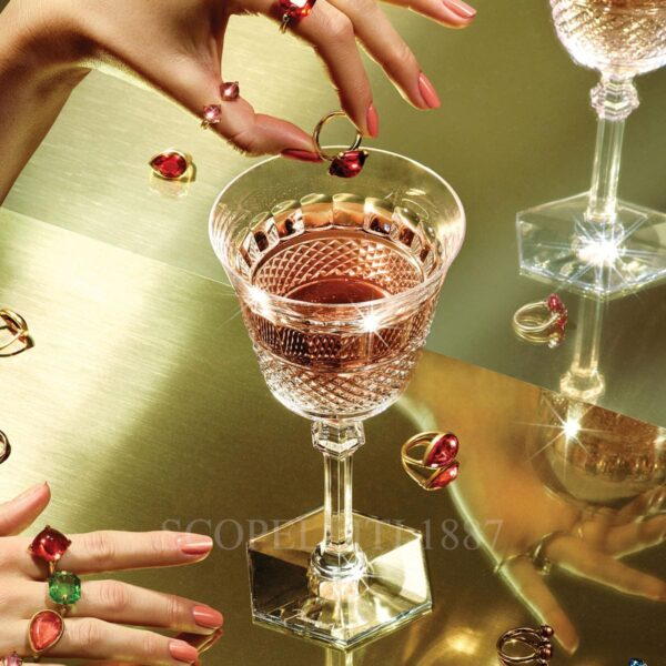 baccarat wine therapy diamant