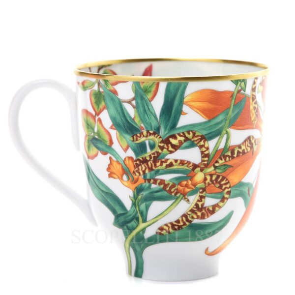 hermes passifolia coffee mug