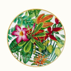 hermes passifolia dessert plate