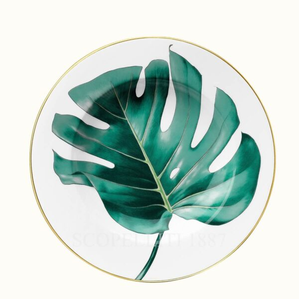 hermes passifolia soup plate