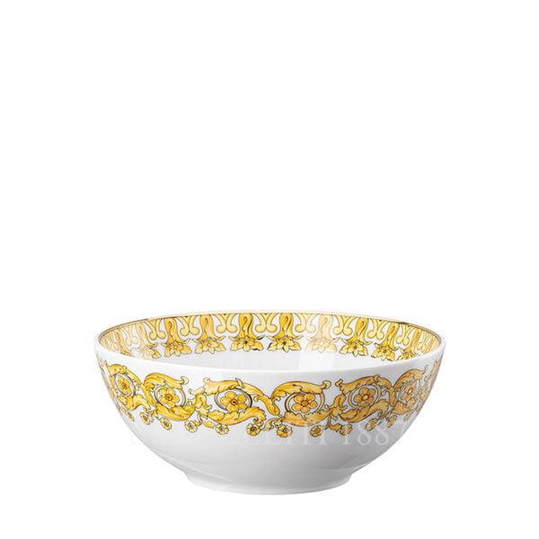 versace cereal bowl 15 cm medusa rhapsody
