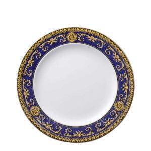 versace dinner plate 27 cm medusa blue