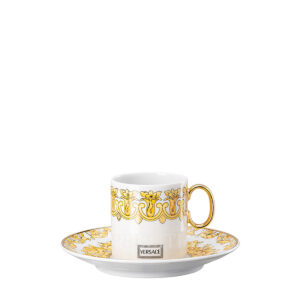 versace espresso cup and saucer medusa rhapsody