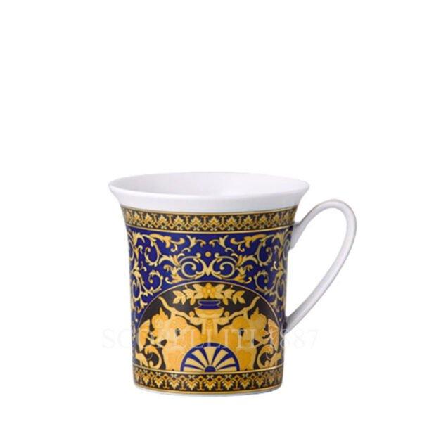 versace mug medusa blue