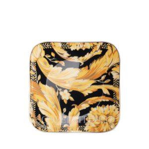 versace plate 14 cm square vanity