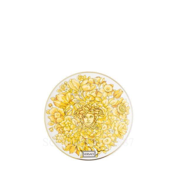 versace plate 17 cm medusa rhapsody