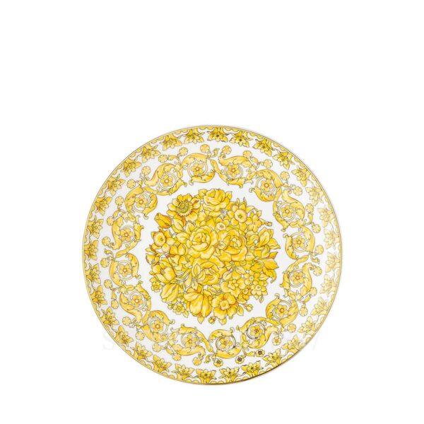 versace plate 21 cm medusa rhapsody