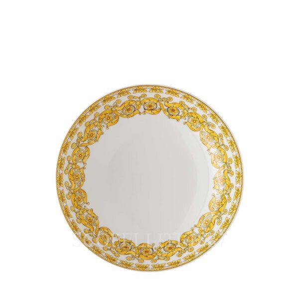 versace plate deep 22 cm medusa rhapsody
