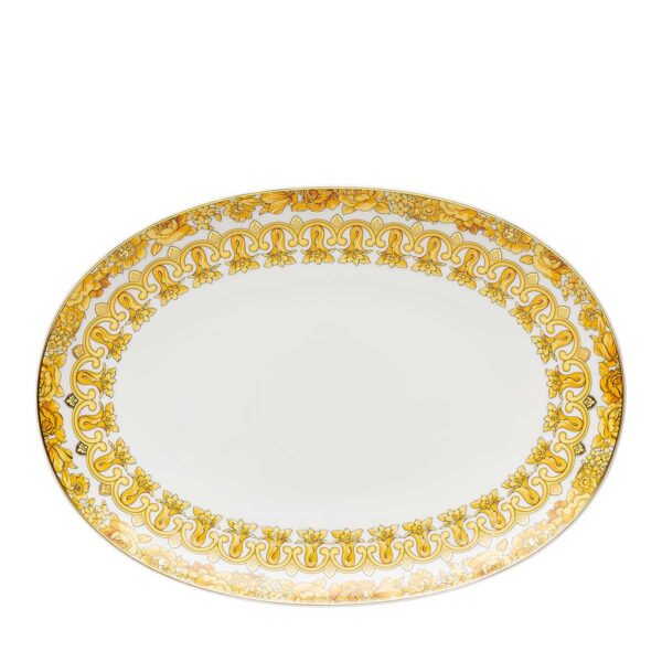 versace platter 33 cm medusa rhapsody