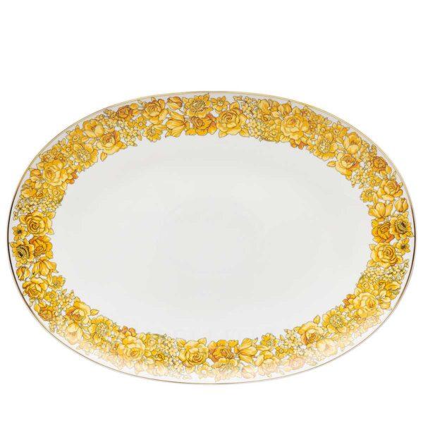 versace platter 38 cm medusa rhapsody