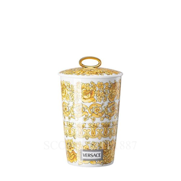 versace scented candle medusa rhapsody