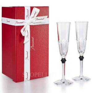 baccarat new harcourt eve 2 flutes