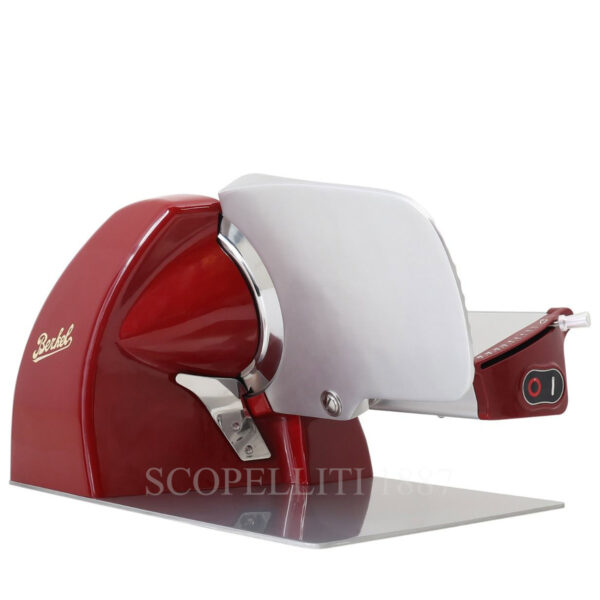 berkel food slicer home line hl200 red 04