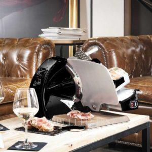 berkel food slicer home line hl250 black