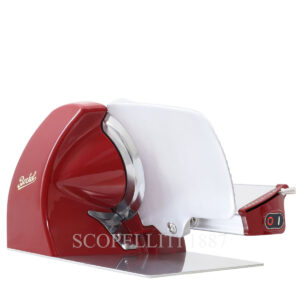 berkel food slicer home line hl250 red