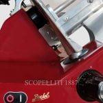 berkel food slicer pro line red