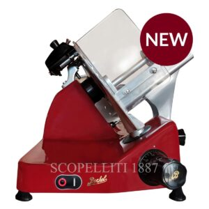 berkel food slicer pro line red