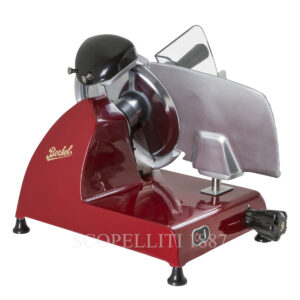 berkel food slicer red line red