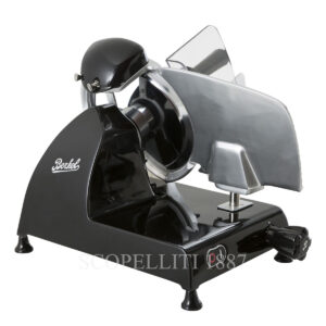 berkel food slicer red line black